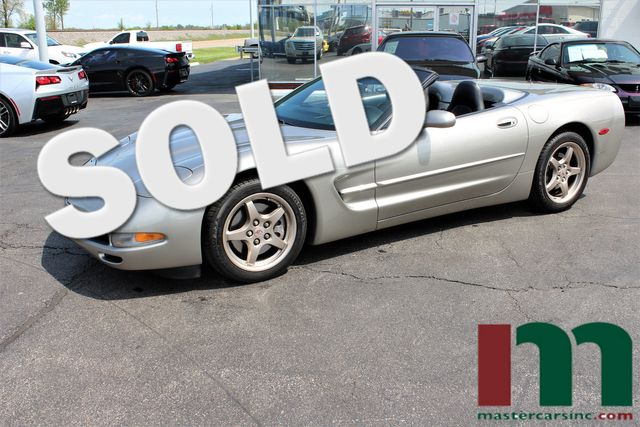 1999 Chevrolet Corvette Convertible | Granite City, Illinois | MasterCars Company Inc. in Granite City Illinois