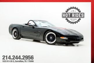 1999 Chevrolet Corvette Show Car With Many Upgrades in Plano, TX 75075
