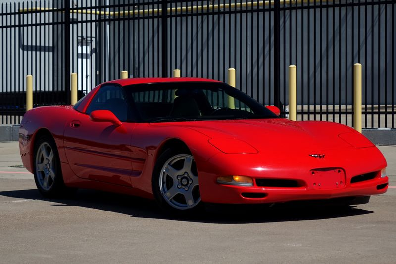 1999 Chevrolet Corvette Manual* Only 87k mi* | Plano, TX | Carrick's Autos in Plano TX