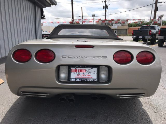 1999 Chevrolet Corvette in San Antonio, TX 78212