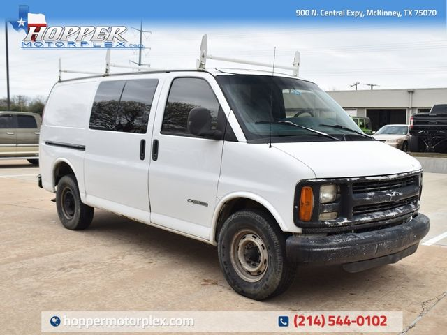 1999 Chevrolet Express Van G3500
