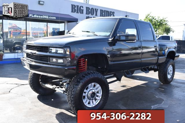 1999 Chevrolet K 2500 Custom Silverado in FORT LAUDERDALE, FL 33309