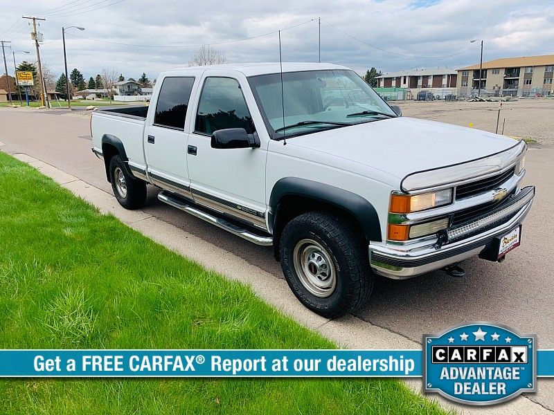 1999 Chevrolet K2500 Pickup 4WD Crew Cab  city MT  Bleskin Motor Company   in Great Falls, MT
