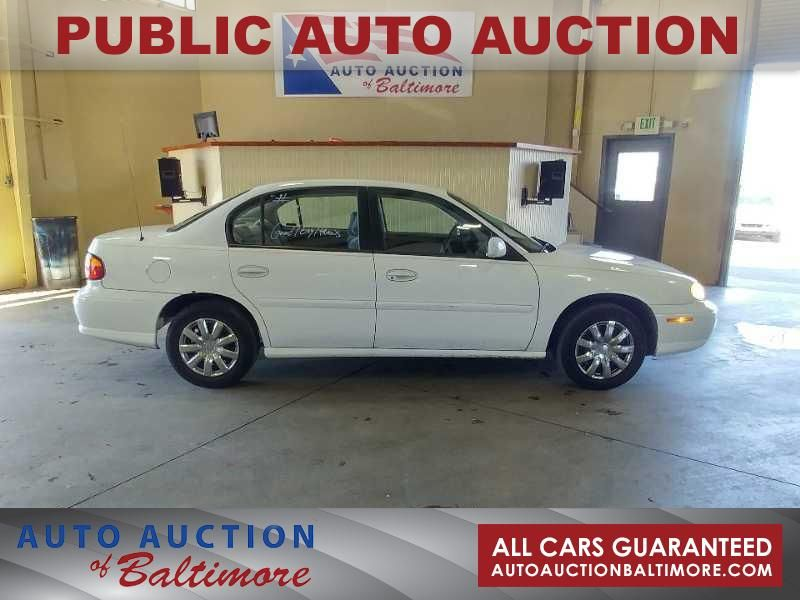 1999 Chevrolet Malibu  | JOPPA, MD | Auto Auction of Baltimore  in JOPPA MD