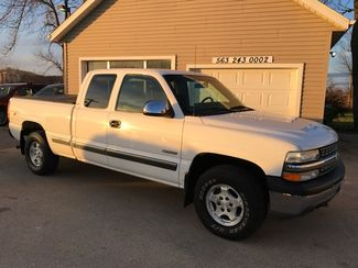 1999 Chevrolet Silverado 1500 LS in Clinton IA, 52732