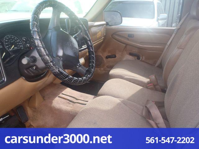 1999 Chevrolet Silverado 1500 Lake Worth , Florida 2