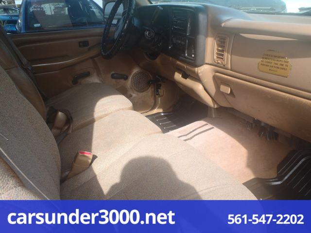 1999 Chevrolet Silverado 1500 Lake Worth , Florida 3
