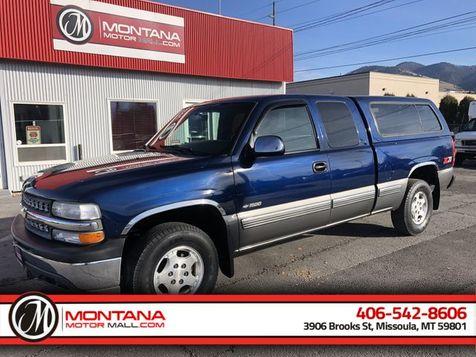 1999 Chevrolet Silverado 1500 LS in