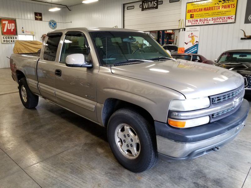 1999 Chevrolet Silverado 1500 LS  in , Ohio