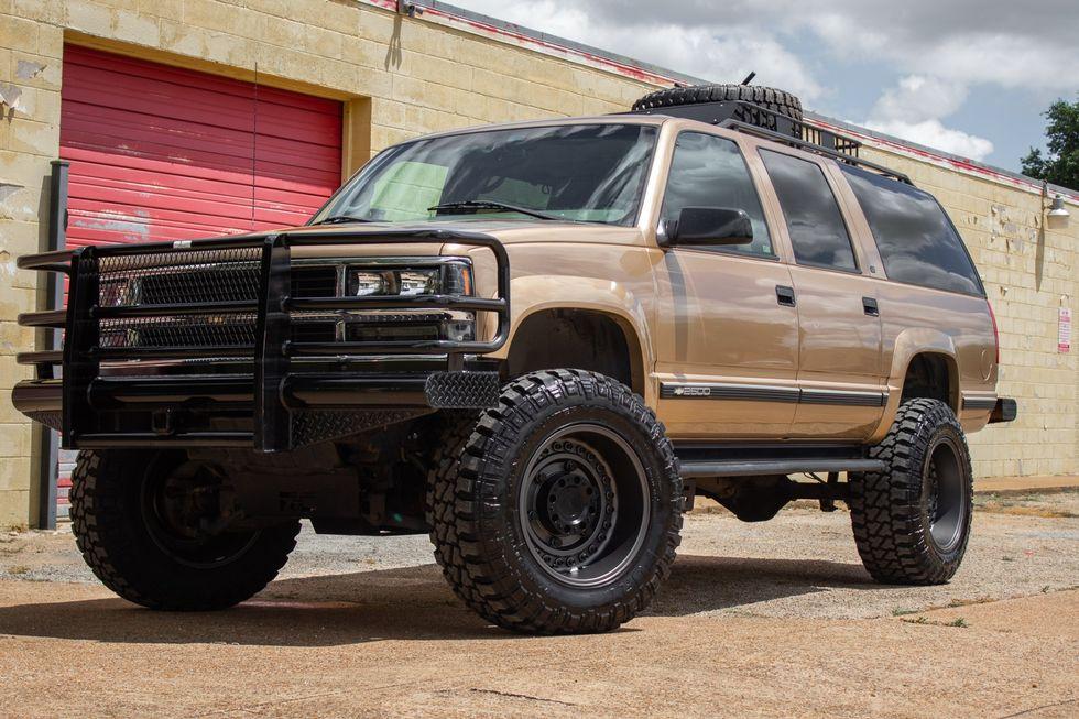 1999 Chevrolet Suburban 2500 Arlington Texas Mcandrew Motors