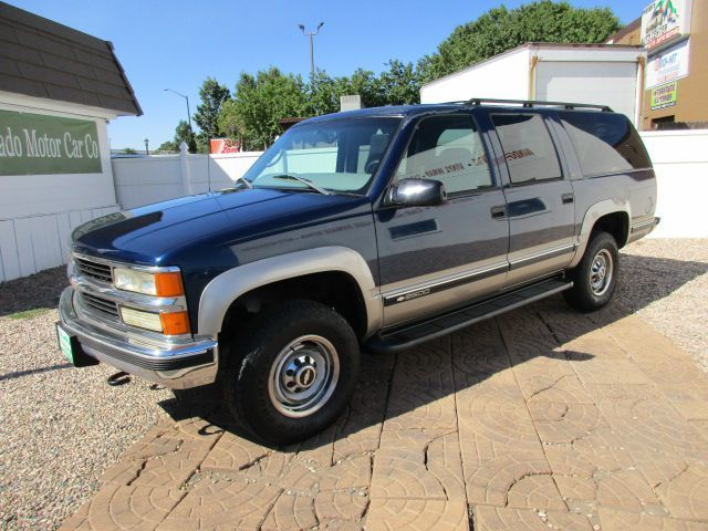 1999 Chevrolet Suburban K2500 in Fort Collins, CO 80524