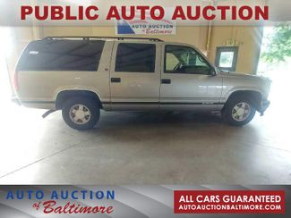 1999 Chevrolet Suburban  | JOPPA, MD | Auto Auction of Baltimore  in Joppa MD