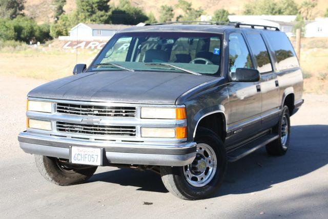 1999 Chevrolet Suburban LT Santa Clarita, CA 4