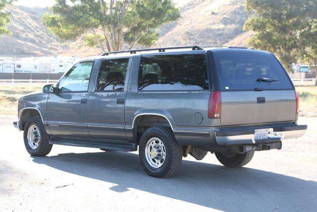 1999 Chevrolet Suburban LT Santa Clarita, CA 5