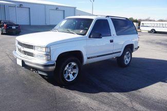 1999 Chevrolet Tahoe 4X4 Blanchard, Oklahoma