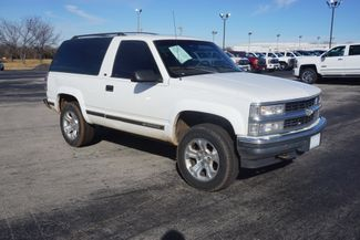 1999 Chevrolet Tahoe 4X4 Blanchard, Oklahoma 1