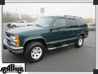 1999 Chevrolet Tahoe Z71 4WD in Burlington WA, 98233