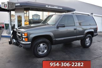 1999 Chevrolet Tahoe Z71 in FORT LAUDERDALE FL, 33309