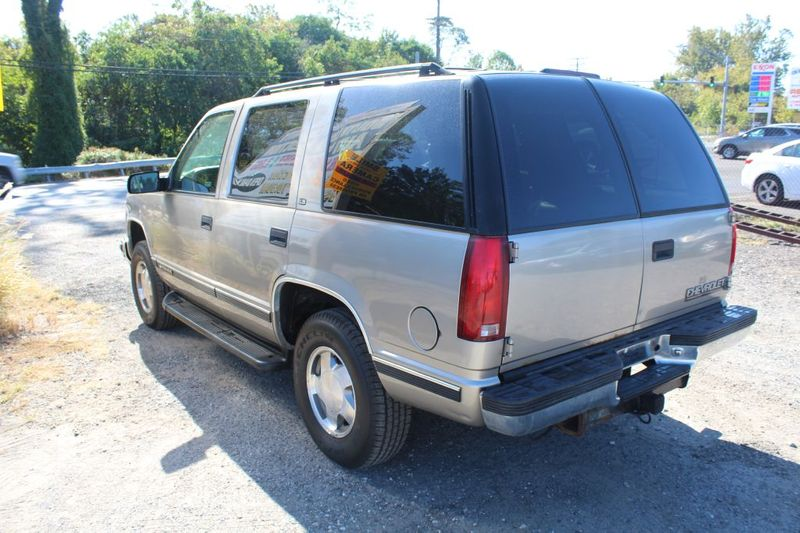 1999 Chevrolet Tahoe Z71  city MD  South County Public Auto Auction  in Harwood, MD