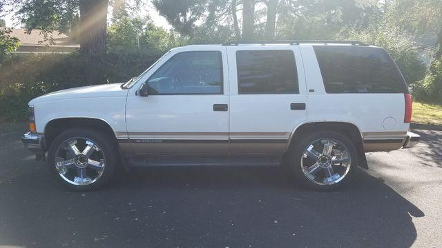1999 Chevrolet Tahoe Z71