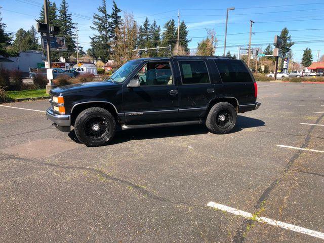 1999 Chevrolet Tahoe Z71 in Portland, OR 97230