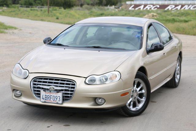 1999 Chrysler LHS Santa Clarita, CA 4