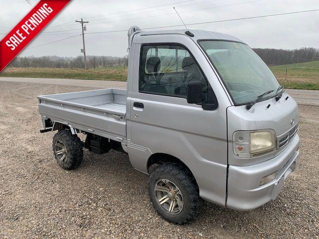 1999 Daihatsu Japanese Minitruck  [a/c] | Jackson, Missouri | GR Imports in Eaton Missouri