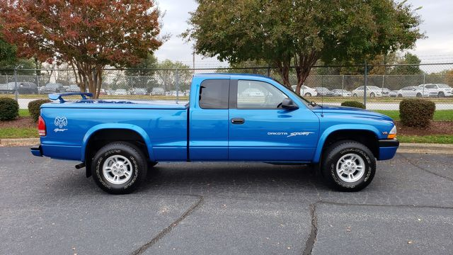 1999 Dodge Dakota Sport 4x4 19,180 orig miles, 5 speed Phoenix, Arizona 2