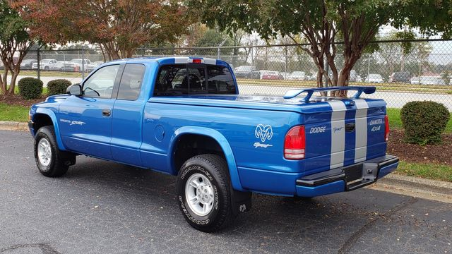 1999 Dodge Dakota Sport 4x4 19,180 orig miles, 5 speed Phoenix, Arizona 33