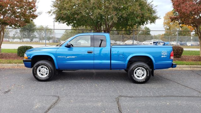 1999 Dodge Dakota Sport 4x4 19,180 orig miles, 5 speed Phoenix, Arizona 36