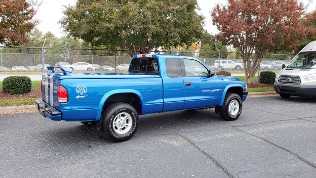 1999 Dodge Dakota Sport 4x4 19,180 orig miles, 5 speed Phoenix, Arizona 6