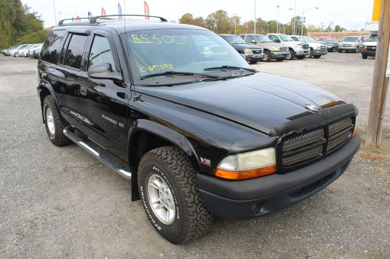 1999 Dodge Durango   city MD  South County Public Auto Auction  in Harwood, MD