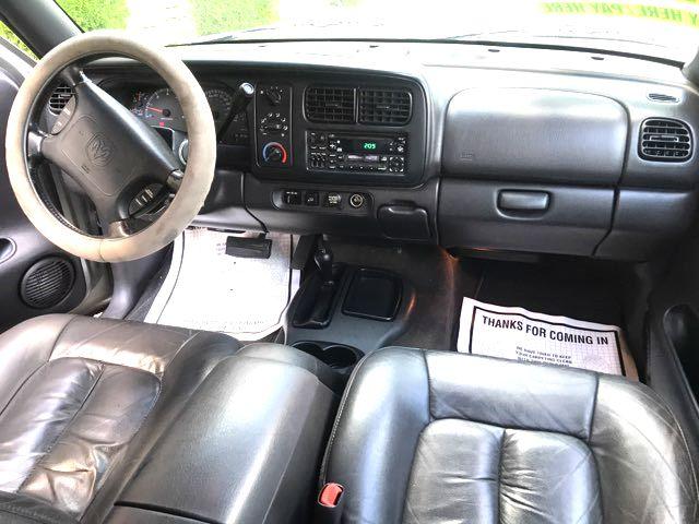 1999 Dodge Durango SLT Knoxville, Tennessee 8
