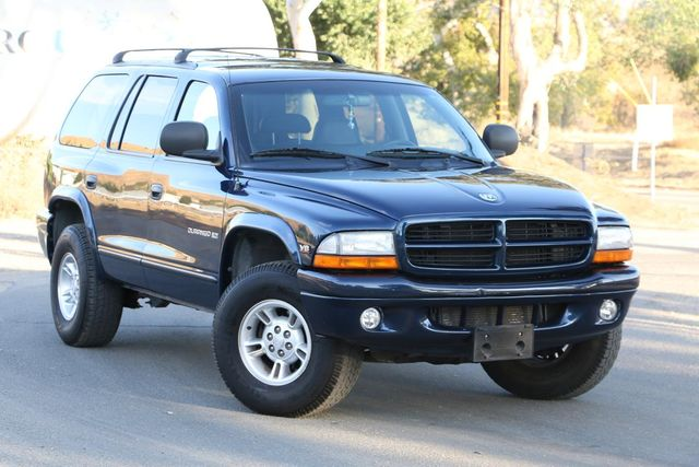 1999 Dodge Durango 4x4 3RD ROW Santa Clarita, CA 3