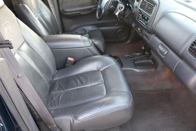 1999 Dodge Durango 4x4 3RD ROW Santa Clarita, CA 14