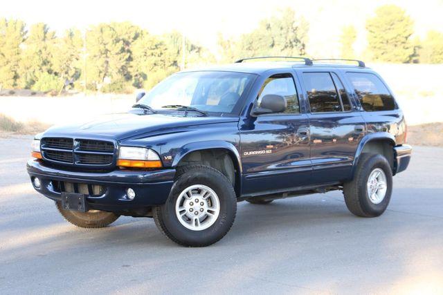 1999 Dodge Durango 4x4 3RD ROW Santa Clarita, CA 1