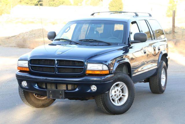 1999 Dodge Durango 4x4 3RD ROW Santa Clarita, CA 4