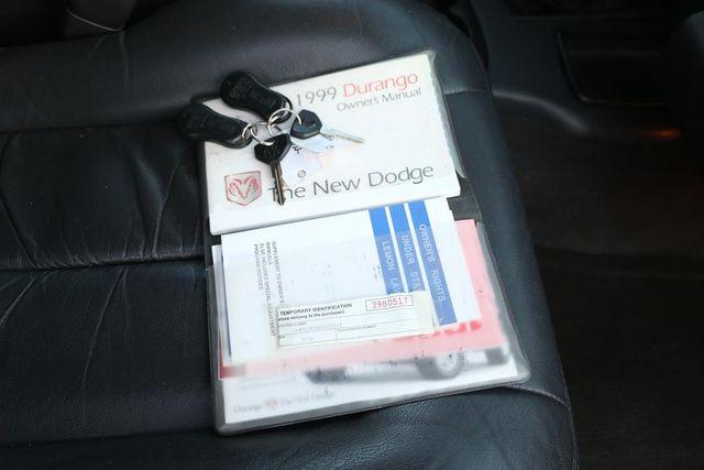 1999 Dodge Durango 4x4 3RD ROW Santa Clarita, CA 42