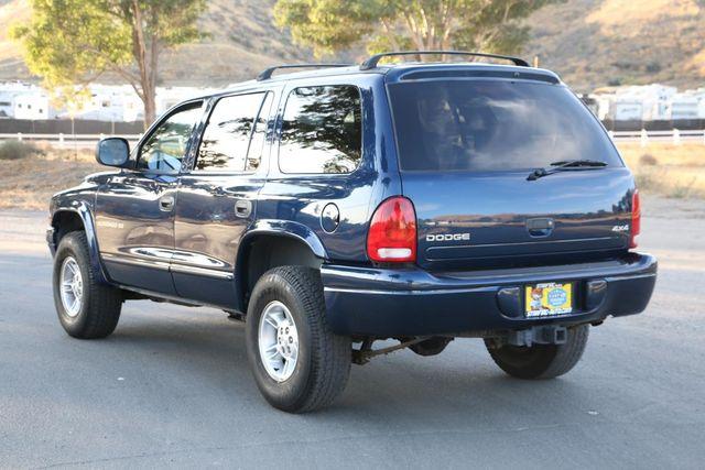 1999 Dodge Durango 4x4 3RD ROW Santa Clarita, CA 5