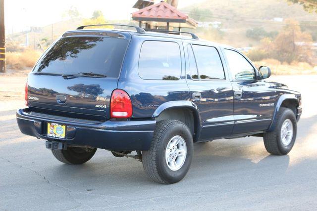 1999 Dodge Durango 4x4 3RD ROW Santa Clarita, CA 6