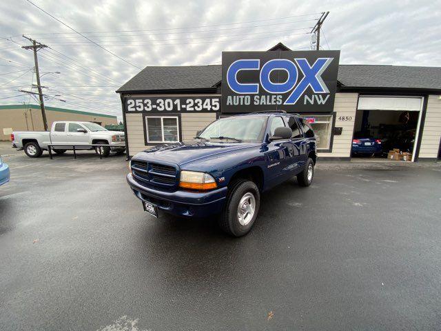 1999 Dodge Durango in Tacoma, WA 98409