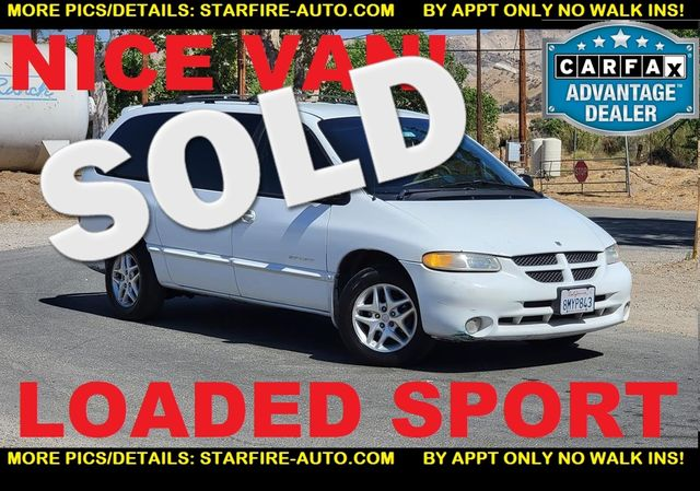 1999 Dodge Grand Caravan SPORT - NICE CAR
