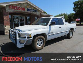 1999 Dodge Ram 1500 Laramie SLT    Abilene, Texas   Freedom Motors  in Abilene,Tx Texas
