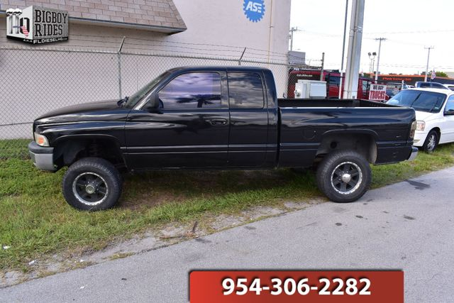 1999 Dodge Ram 2500 in FORT LAUDERDALE FL, 33309