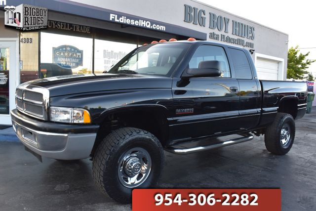 1999 Dodge Ram 2500 SLT LARAMIE PLUS