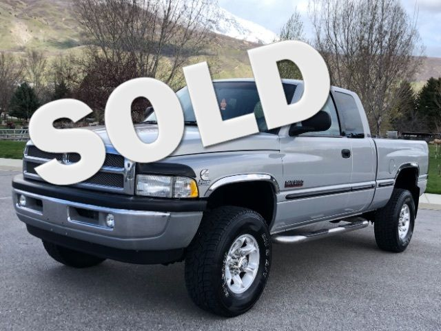 1999 Dodge Ram 2500 Quad Cab Short Bed 4WD LINDON, UT