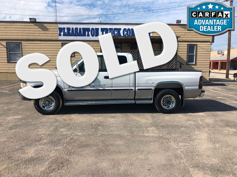 1999 Dodge Ram 2500  | Pleasanton, TX | Pleasanton Truck Company in Pleasanton TX