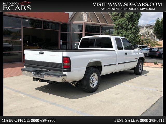 1999 Dodge Ram 2500 Long Bed Diesel in San Diego, CA 92126