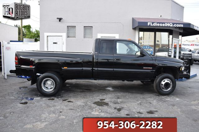 1999 Dodge Ram 3500 SLT LARAMIE PLUS in FORT LAUDERDALE FL, 33309