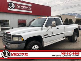 1999 Dodge Ram 3500 Quad Cab 4WD in Missoula, MT 59801